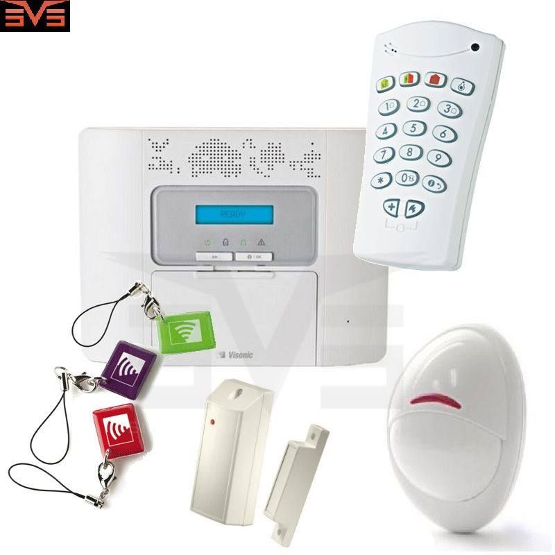 Alarmni komplet VIS PowerMaster-30 G2 KIT 2 - keypad kit